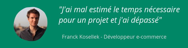 Franck - Développeur freelance