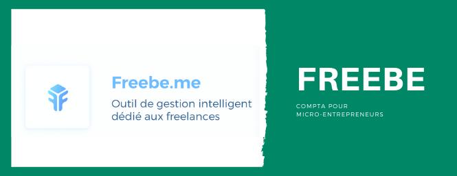 Freebe - solution comptable pour micro-entrepreneurs