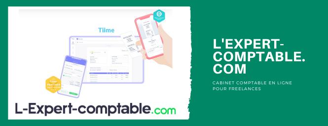 L'Expert-Comptable.com cabinet pour freelances
