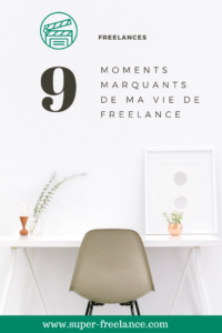 Freelance - anecdotes