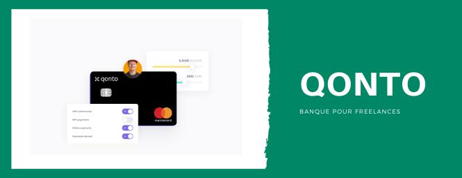 Avis Qonto - banque pour freelances