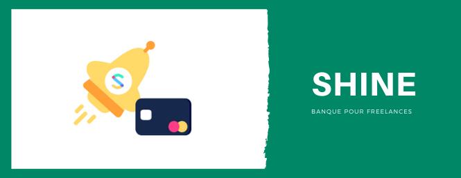 Shine banque pour freelances