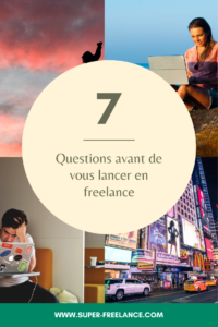 Savoir si vous êtes prêt à devenir freelance